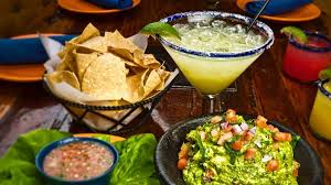Today there are $3 margaritas and its National Guacamole Day! Happy hour at Chevy's! Woohoo!